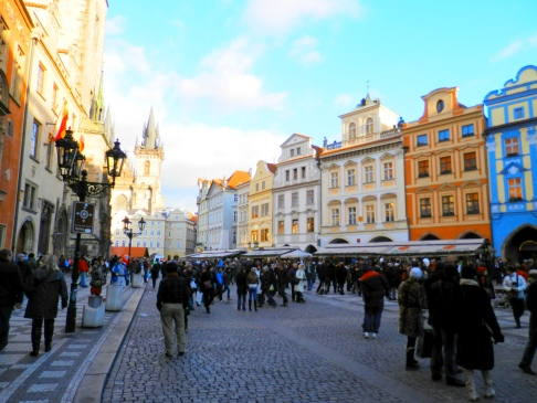 New year, new land: My life changing experience in the Czech Republic (prologue)